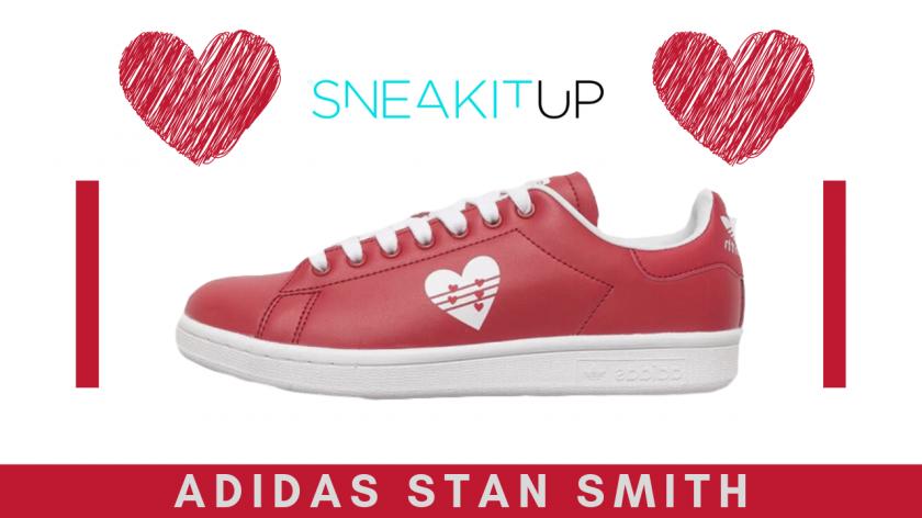 Adidas Super Stan Smith regalo san valentin