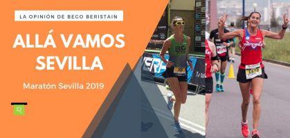 Allá vamos, Maratón de Sevilla