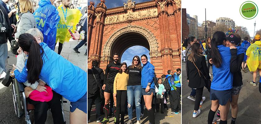 Media Maratón de Barcelona 2019: Abrazoterapia - foto 10