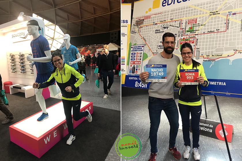 Media Maratón de Barcelona 2019: Zapatillas de running de la marca Saucony - foto 2