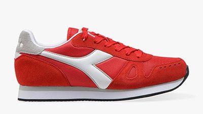 Zapatilla sneaker Diadora Simple Run