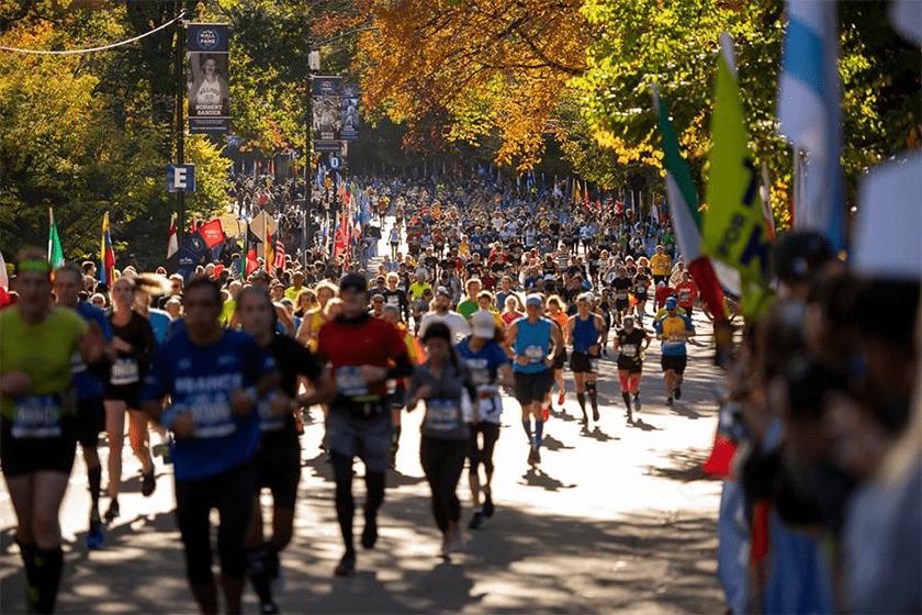 Maratón Nueva York 2019 - sorteo de dorsales - foto 7