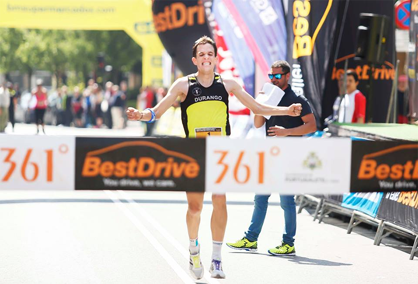 Media Maratón Puente Bizkaia 2018, resultados