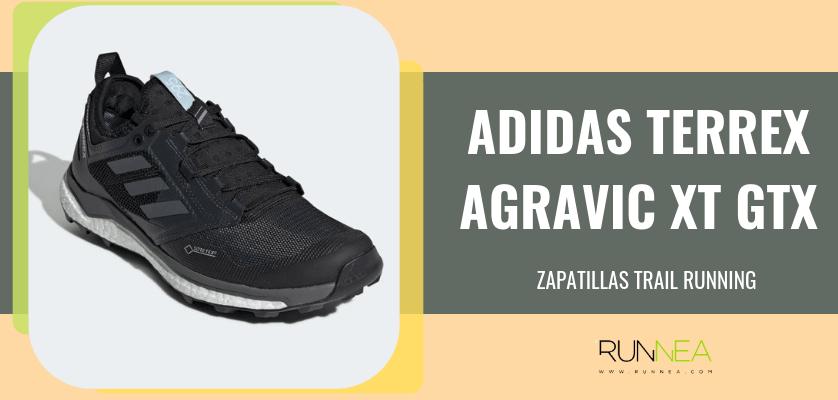 Las mejores zapatillas de trail running de adidas