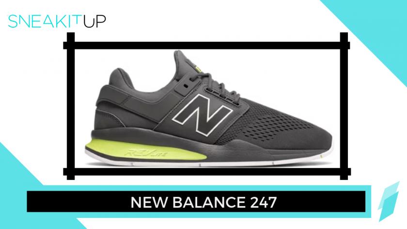New Balance 247 zapatillas más vendidas 2019