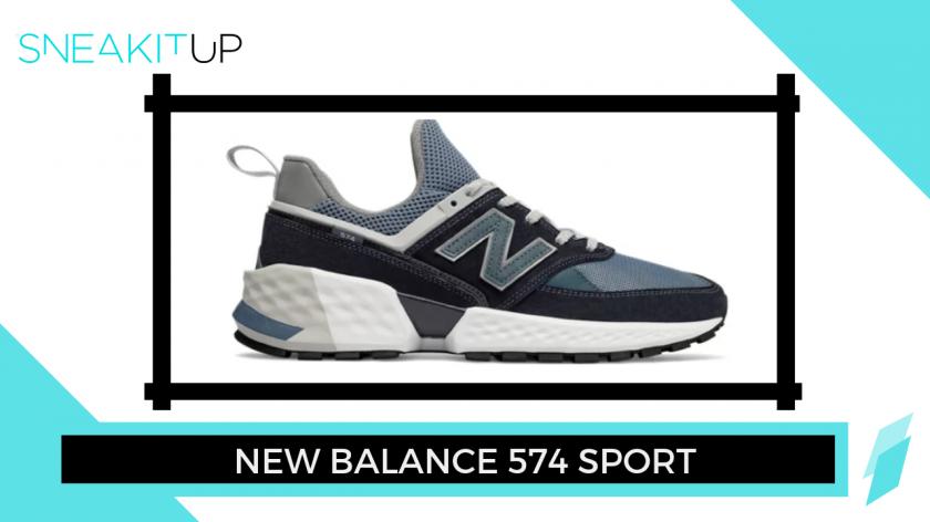 New Balance 574 Sport zapatillas más vendidas 2019