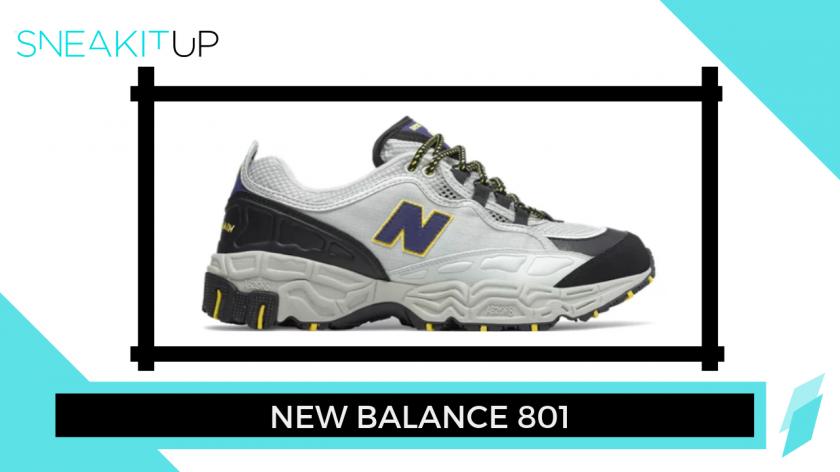 New Balance 801 zapatillas más vendidas 2019