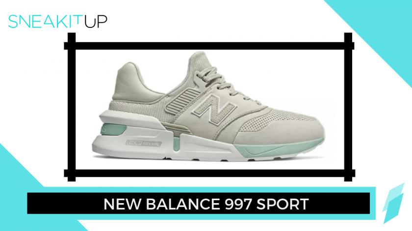 New Balance 997 Sport zapatillas más vendidas 2019