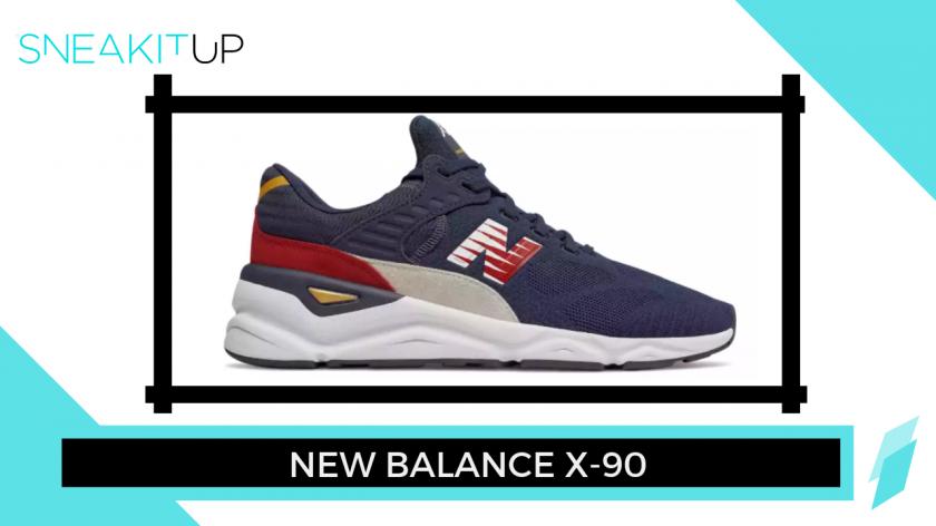 New Balance X-90 zapatillas más vendidas 2019