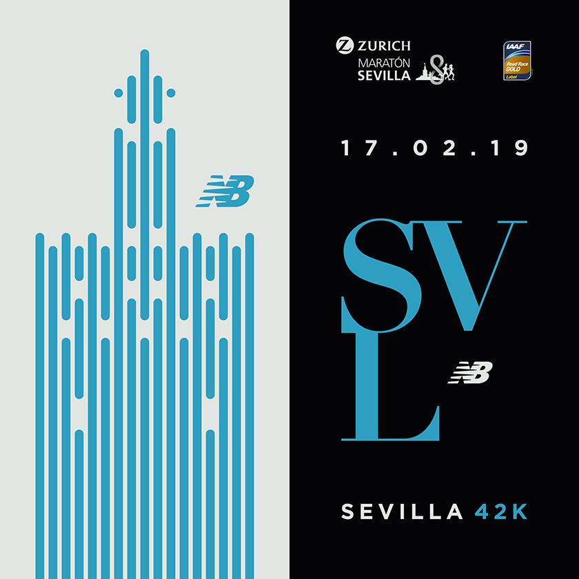 Completo programa de actividades de New Balance en el Maratón de Sevilla 2019 - foto 1