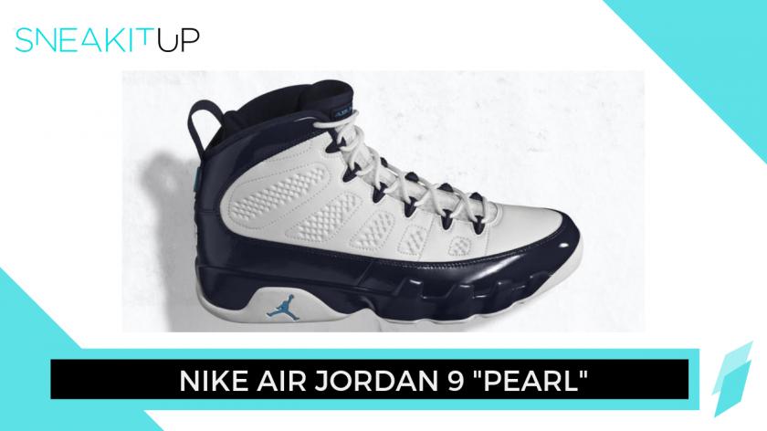 Nike Air Jordan 9 'Pearl'