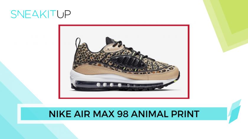 Regalo San Valentín 2019:  Nike Air Max 98