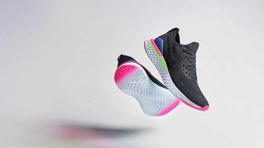 Nike Epic React Flyknit 2, características principales - foto 1