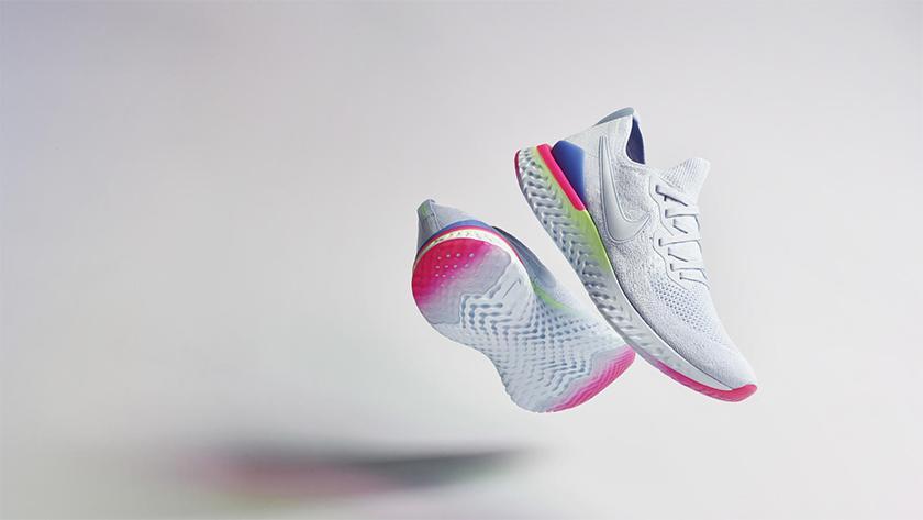 Nike Epic React Flyknit 2, nueva gama de colores 8-Bit y Pixel - foto 2