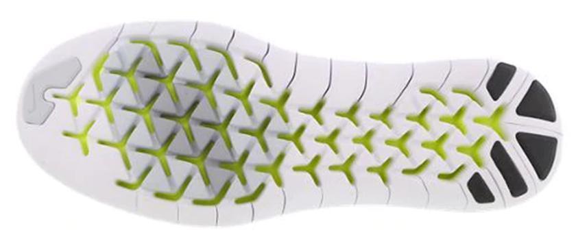 Nike Free RN Motion Flyknit 2, suela exterior - foto 3