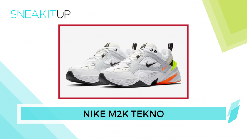 Regalo San Valentín 2019: Nike M2K Tekno