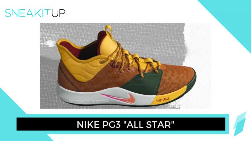 Nike PG3 ACG 'All-Star'