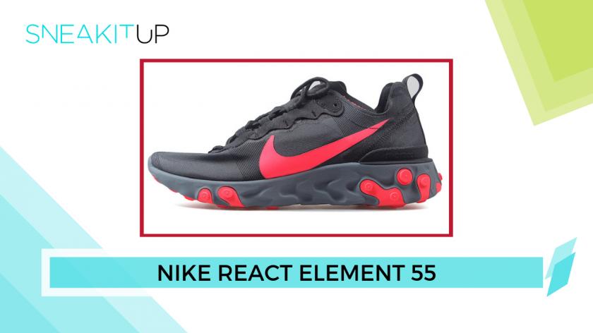Regalo San Valentín 2019: Nike React Element 55
