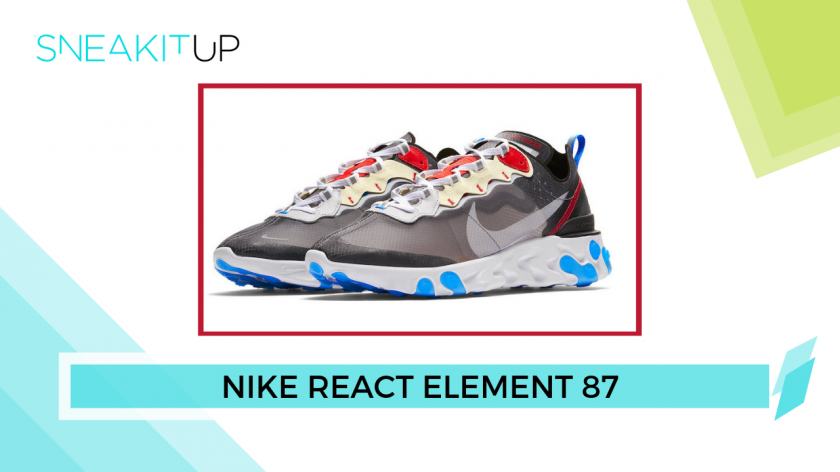 Regalo San Valentín 2019: Nike React Element 87