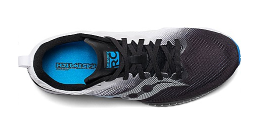 Saucony Fastwitch 9, upper