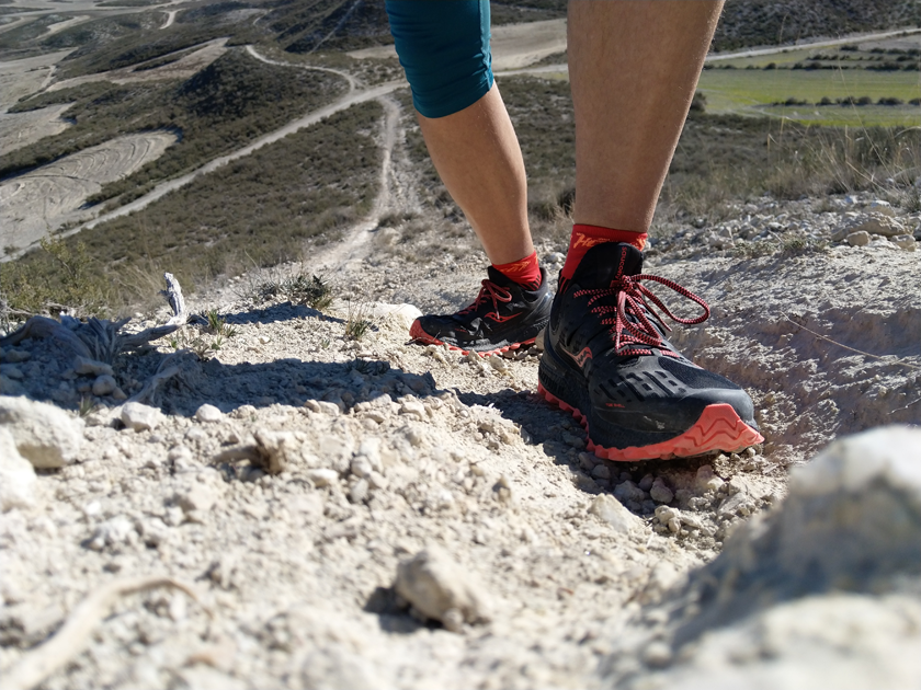 Review de las zapatillas de trail running Saucony Xodus ISO 3, conclusiones - foto 8