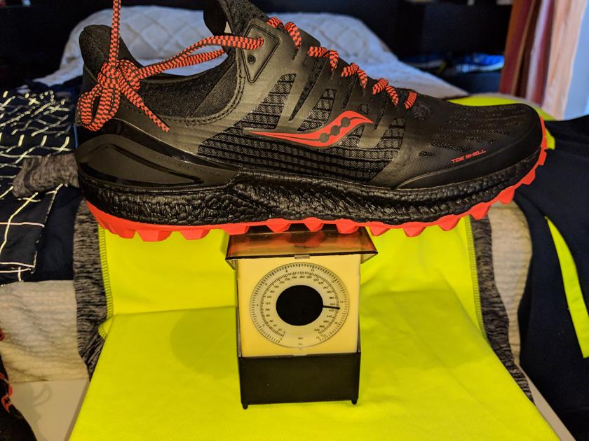 Review de las zapatillas de trail running Saucony Xodus ISO 3, especificaciones técnicas - foto 2