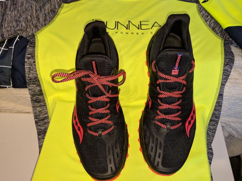 Review de las zapatillas de trail running Saucony Xodus ISO 3, propiedades de la mediasuela - foto 5