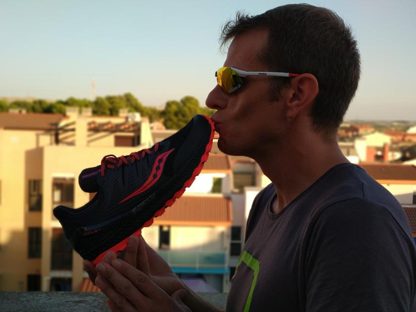 Review de las zapatillas de trail running Saucony Xodus ISO 3, significado de Saucony - foto 1