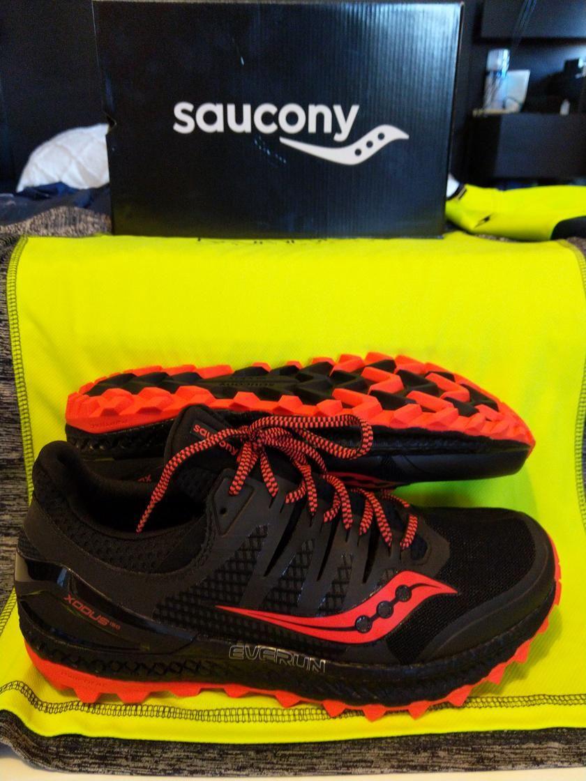 Review de las zapatillas de trail running Saucony Xodus ISO 3, características del upper - foto 3