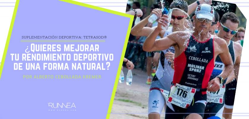 ¡Ojo al dato, runner!: ¿Quieres mejorar tu rendimiento deportivo de una forma natural?