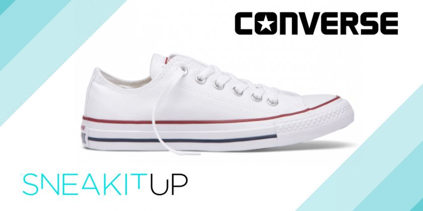 converse all star blancas originales