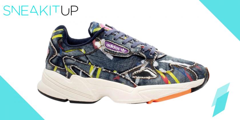 Las Adidas Falcon nos sorprenden con estos nuevos colores