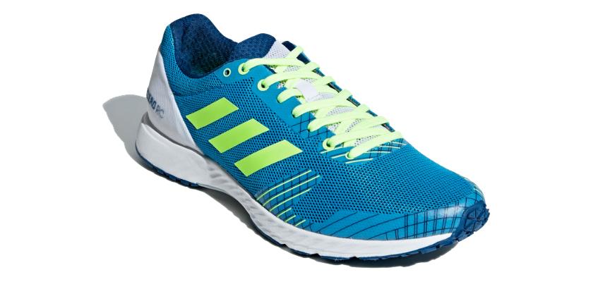 Adidas Adizero RC, caracteristicas principales