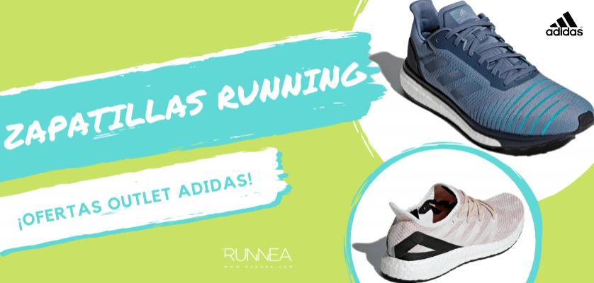 venta minorista eeaca ec24e Adidas Running Outlet: ¡Sus mejores ofertas en zapatillas de ...