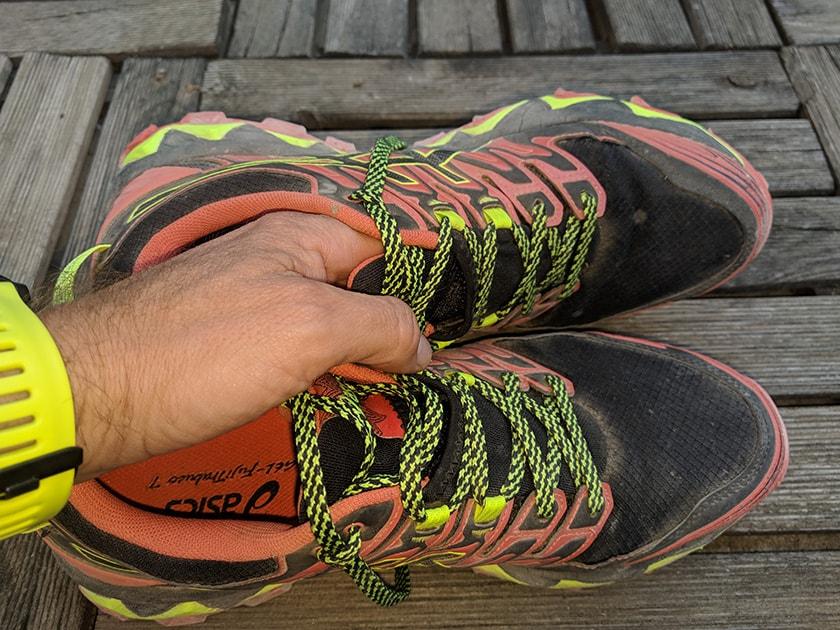 Análisis de las ASICS Gel Fujitrabuco 7, zapatillas de trail ...