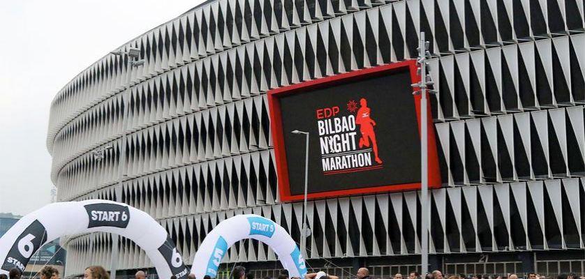 EDP Bilbao Night Marathon 2019