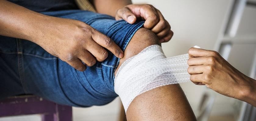 ¿Cómo frenar el desgaste de los cartílagos de la rodilla si eres runner?, dolor