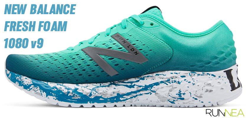 New Balance Fresh Foam 1080 v9, características y precios - foto 2