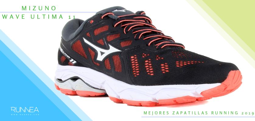Mejores zapatillas de running 2019 - Mizuno Wave Ultima 11