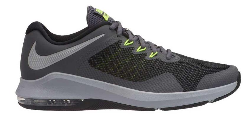 Nike Air Max Alpha Trainer, características principales