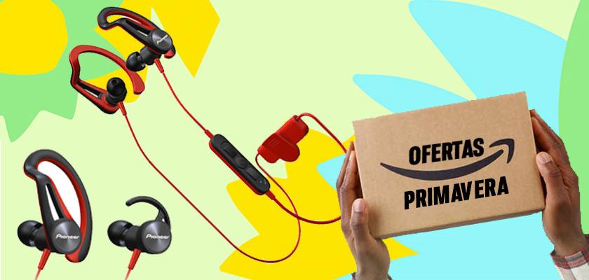 Ofertas de Primavera en Amazon - Pioneer e7by (Auriculares deportivos Bluetooth)