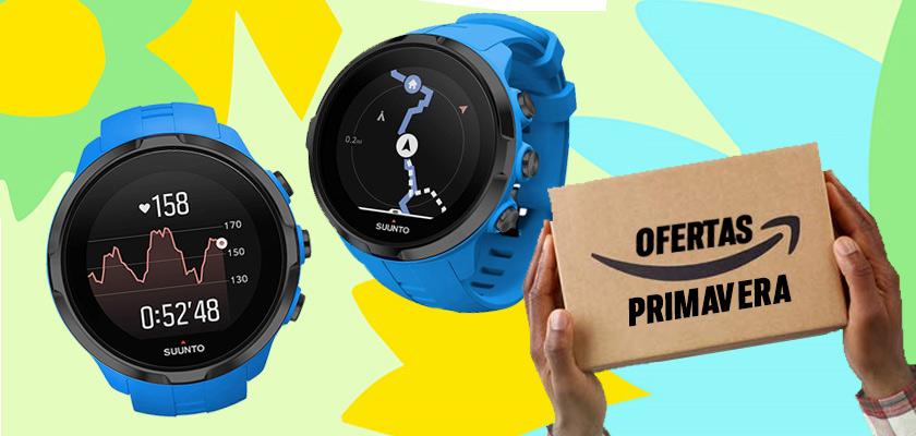 Ofertas de Primavera en Amazon - Suunto Spartan Sport Wrist HR