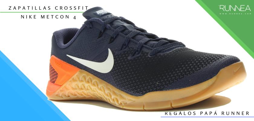 Ideas para regalar a un papá runner, zapatillas CrossFit: Nike Metcon 4