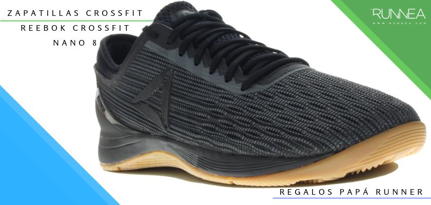 Ideas para regalar a un papá runner, zapatillas CrossFit: Reebok CrossFit Nano 8 Flexweave