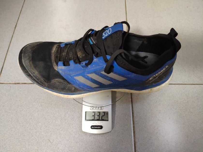 Conclusiones de las Adidas Terrex Agravic XT - foto 7