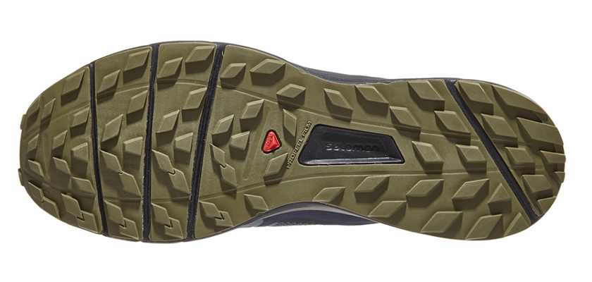 Salomon Sense Ride 2, suela