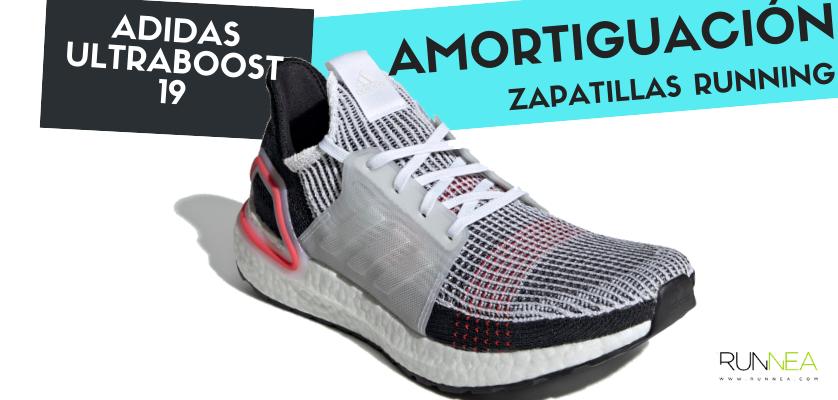 Mejor zapatilla de amortiguación por marca y su precio más barato - Adidas Ultra Boost 19
