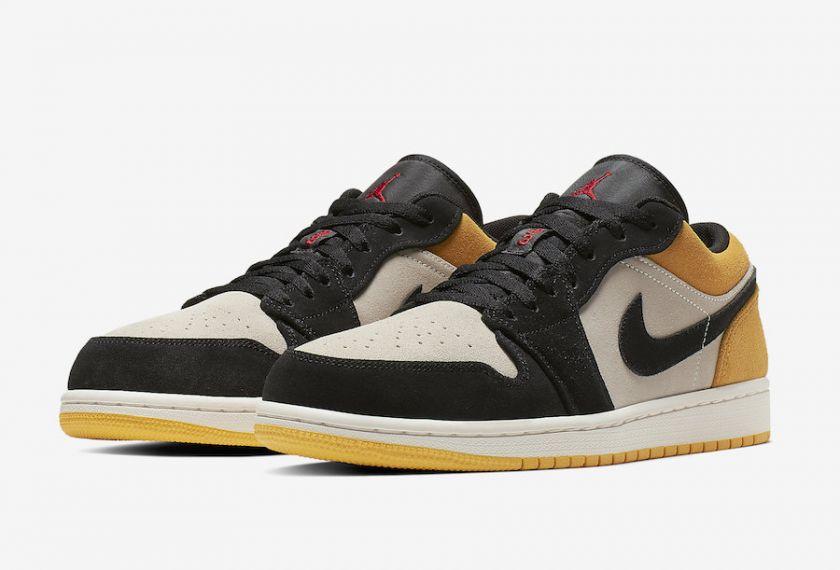 Nike Air Jordan 1 Low detalles