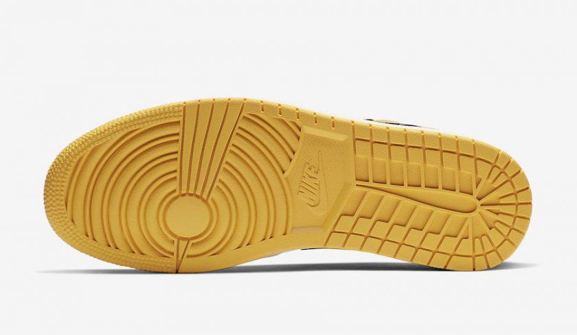 Nike Air Jordan 1 Low suela