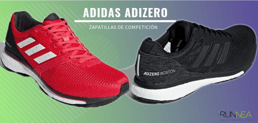 Adidas Adizero, zapatillas de running que te debes calzar para correr más rápido y Mejorar tus Marcas Personales